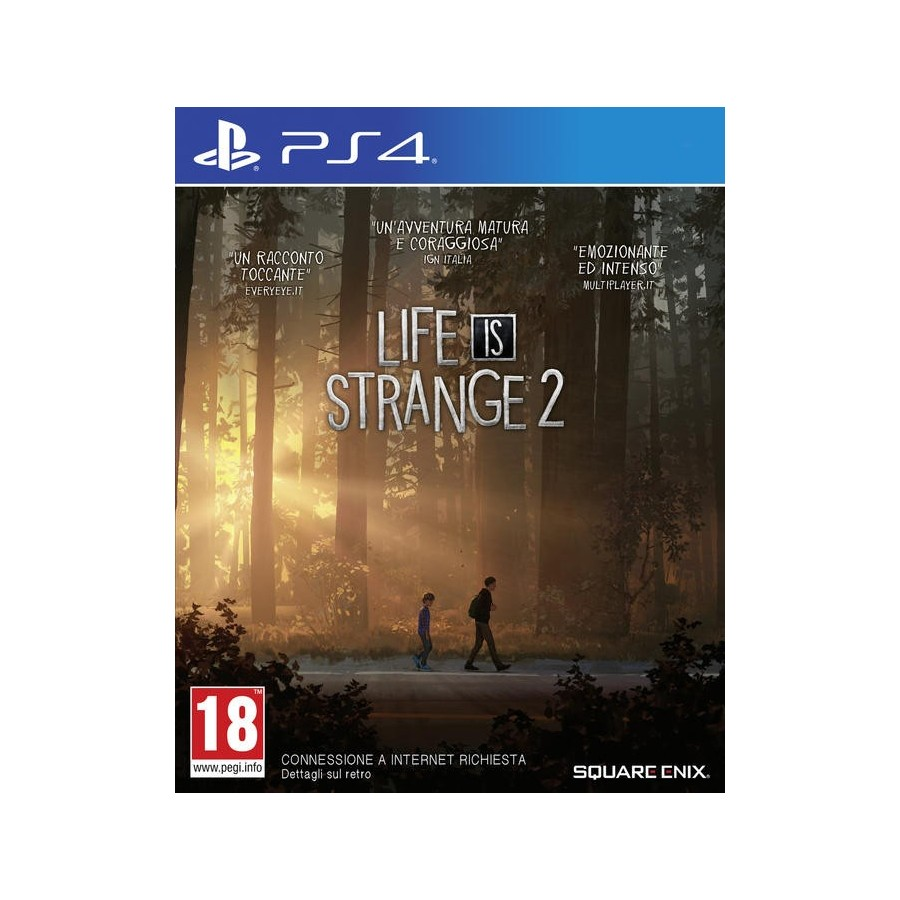 Life is Strange 2 - PS4 - The Gamebusters