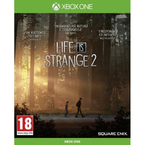 Life is Strange 2 - Xbox One - The Gamebusters