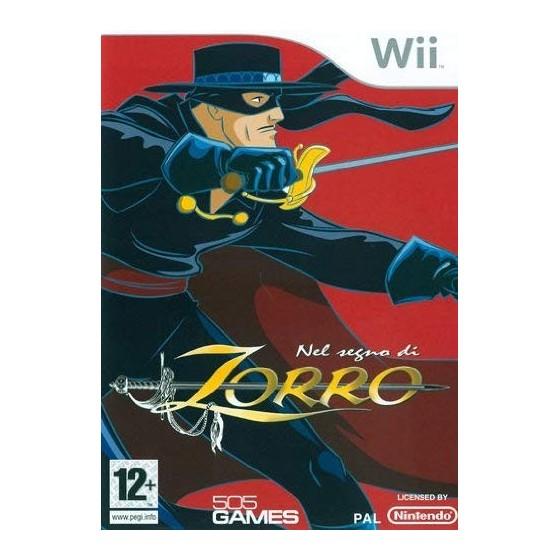 Nel Segno di Zorro - Wii