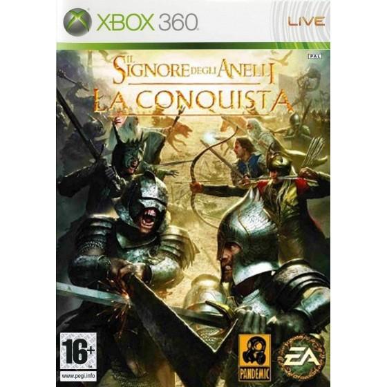Il Signore degli Anelli La Conquista - Xbox 360