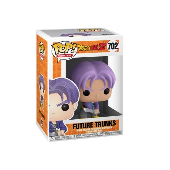 Funko Pop! - Future Trunks (702) - Dragon Ball Z - Preorder