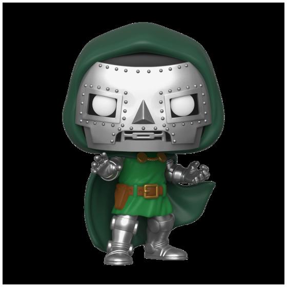 Funko Pop! - Doctor Doom - Fantastic Four - Preorder