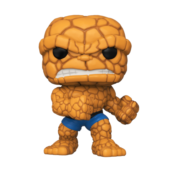 Funko Pop! - The Thing - Fantastic Four - Preorder