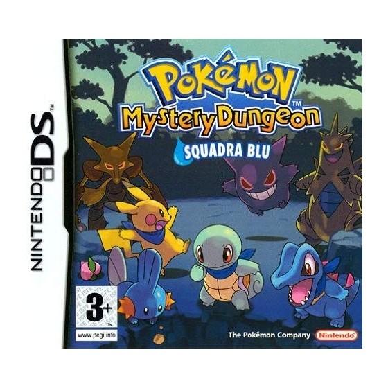 Pokemon Mystery Dungeon - Squadra Blu - DS