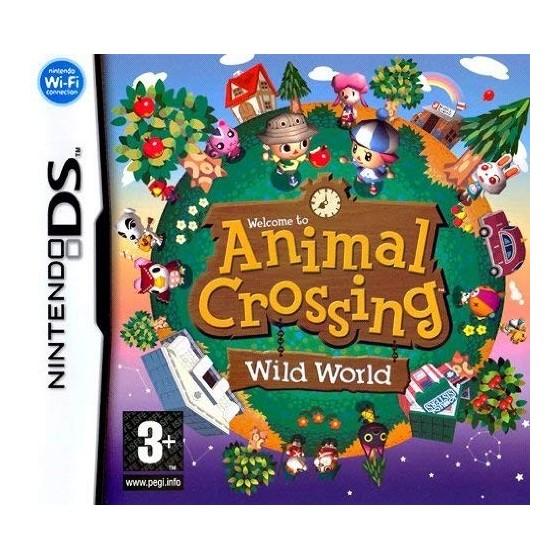 Animal Crossing Wild World - DS