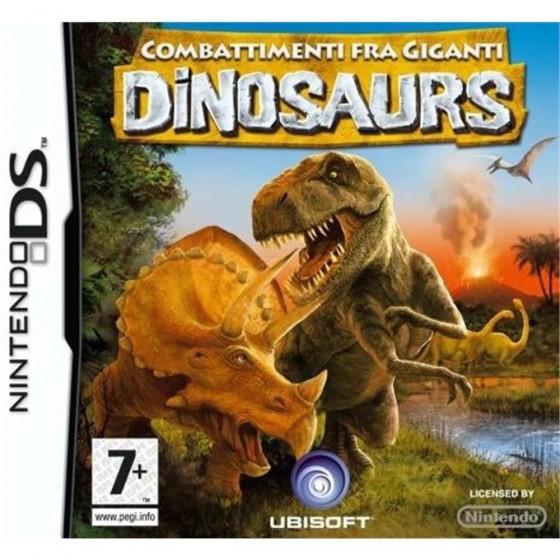 Combattimenti fra Giganti: Dinosaurs - DS
