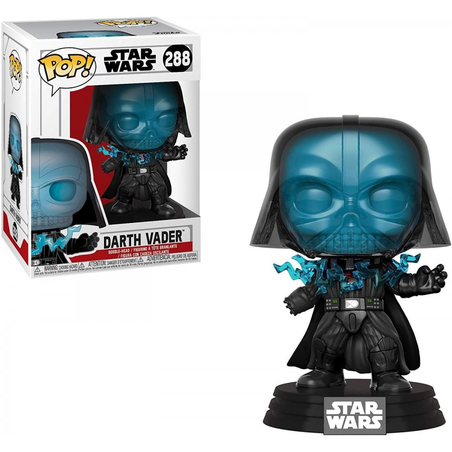 Funko Pop - Darth Vader Electrocuted (288) - Star Wars - The Gamebusters