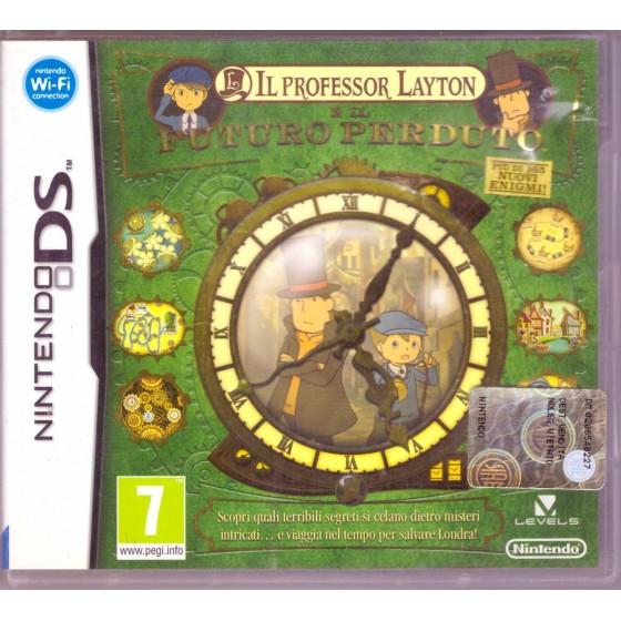 Il Professor Layton e il Futuro Perduto - DS