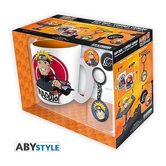 Gift Box - Naruto Shippuden - ABYstyle