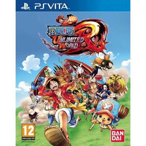 One Piece Unlimited World Red - PSVita