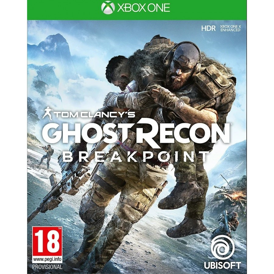 Tom Clancy's Ghost Recon Breakpoint - Xbox One