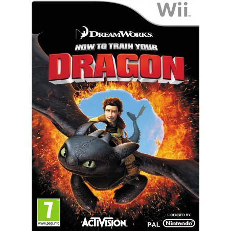 Dragon Trainer - Wii