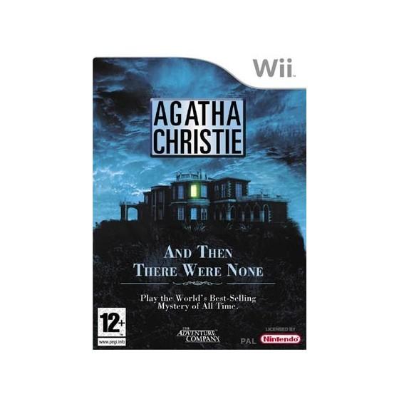 Agatha Christie: E Non Ne Rimase Nessuno - Wii