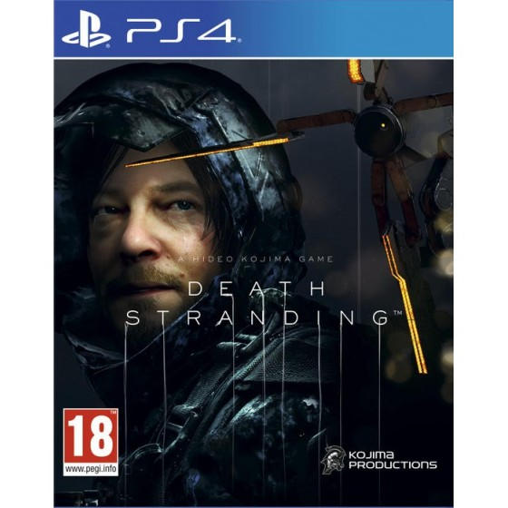 Death Stranding - PS4 - The Gamebusters