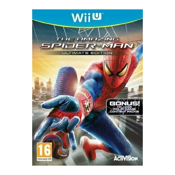 The Amazing Spider-Man - WiiU