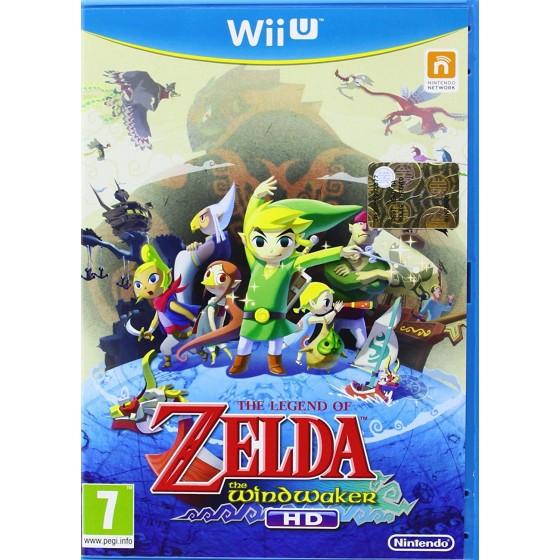 The Legend Of Zelda: The Wind Waker - WiiU
