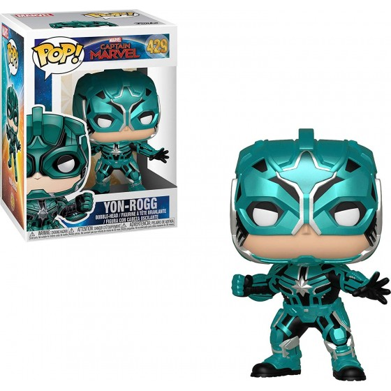 Funko Pop! - Yon-Rogg (429) - Captain Marvel
