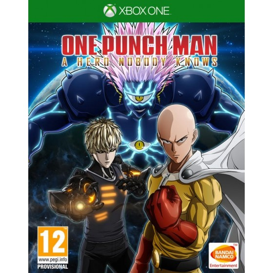 ONE PUNCH MAN: a Hero Nobody Knows - Preorder Xbox One - The Gamebusters