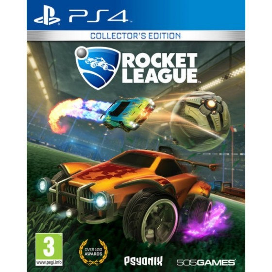 Rocket League - Collector's Edition - PS4