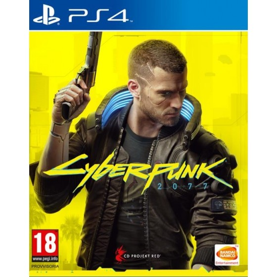 Cyberpunk 2077 - Preorder PS4 - The Gamebusters
