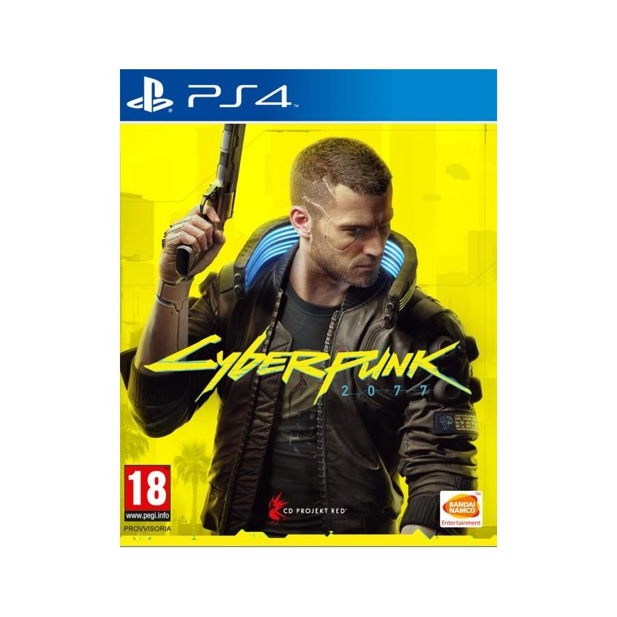 Cyberpunk 2077 - PS4 - The Gamebusters
