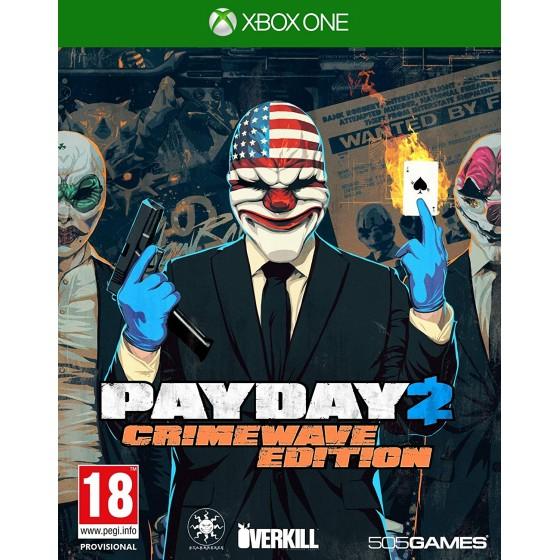 PayDay 2 - Crimewave Edition - Xbox One