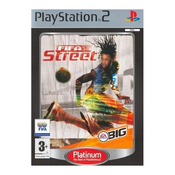 Fifa Street - Platinum - PS2