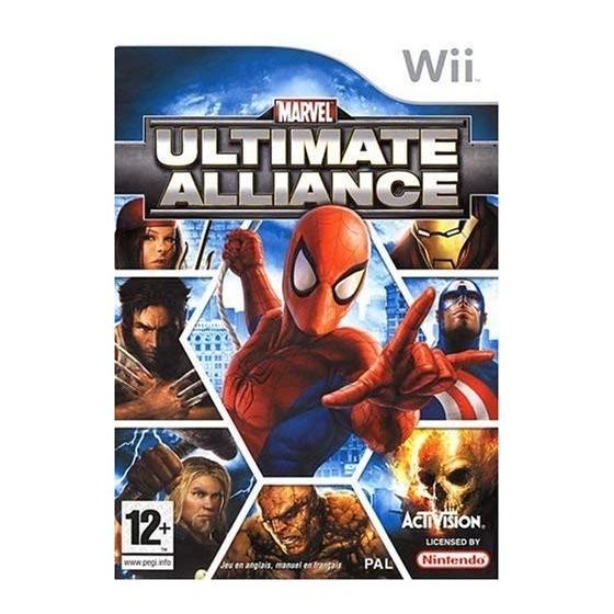 MARVEL La Grande Alleanza - Wii