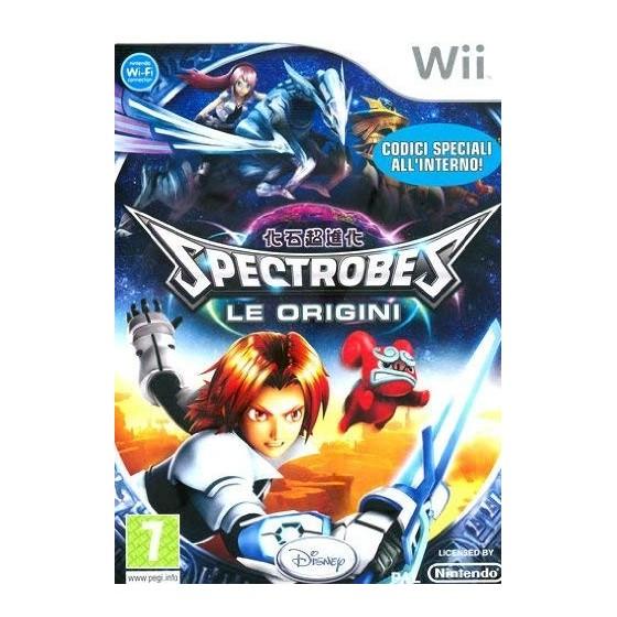 Spectrobes Le Origini - Wii