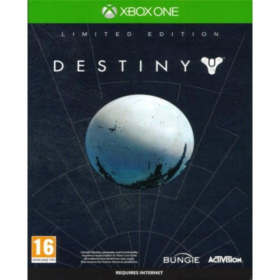 Destiny - Limited Edition - Xbox One