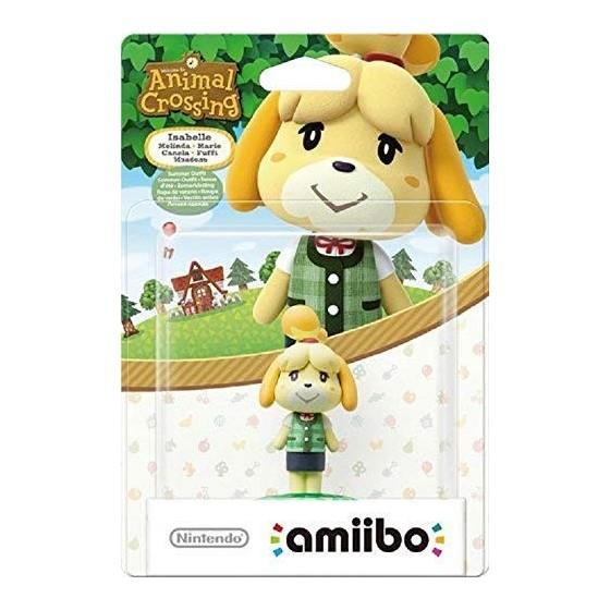 Nintendo Amiibo - Fuffi - Animal Crossing