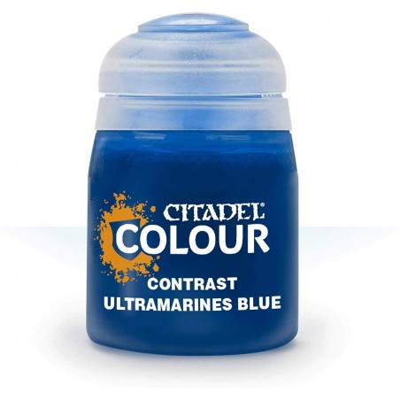 Ultramarines Blue