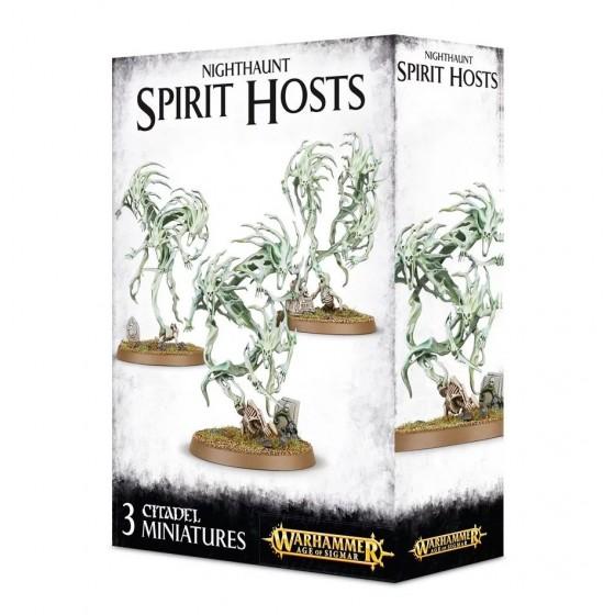 Warhammer Age of Sigmar - Spirit Hosts