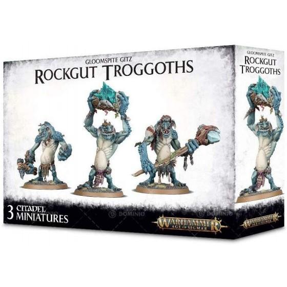 Warhammer Age of Sigmar - Rockgut Troggoths