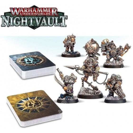 Warhammer Underworlds: Nightvault - Esploratori di Thundrik