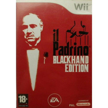 Il Padrino - The Blackhand Edition - Wii