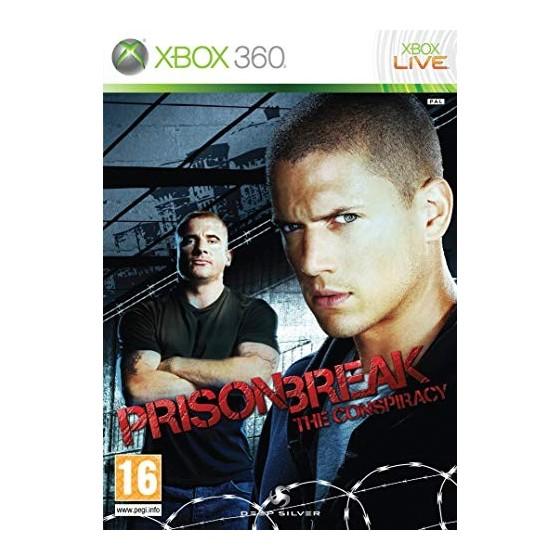 Prison Break - Xbox 360 - The Gamebusters