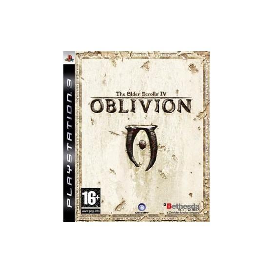 The Elder Scrolls IV: Oblivion - GOTY Edition - PS3