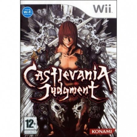 Castlevania Judgment - Wii usdato - The Gamebusters
