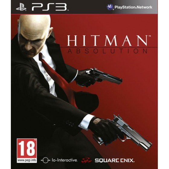 Hitman Absolution - PS3 usato - The Gamebusters