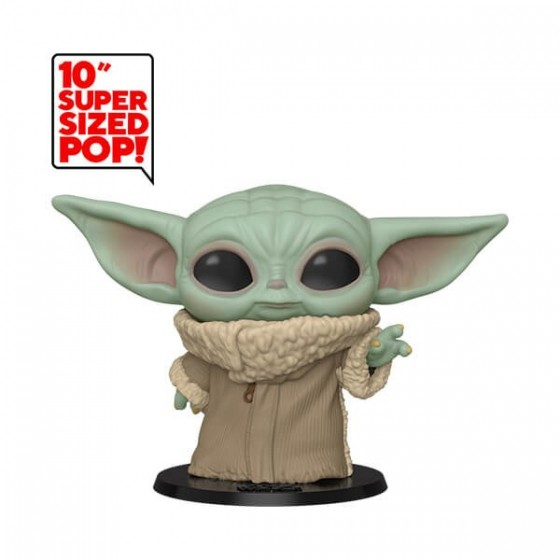 Funko Pop! - Baby Yoda Super Size - Star Wars - Preorder - The Gamebusters