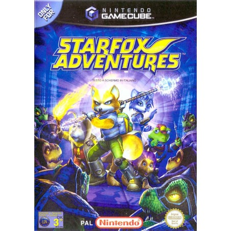 Star Fox Adventures - Gamecube