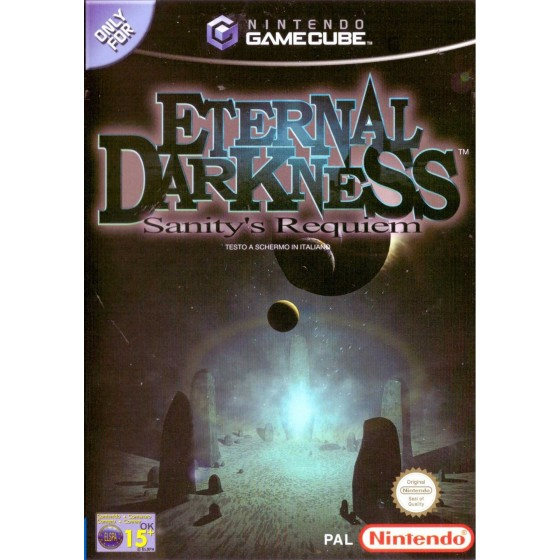 Eternal Darkness: Sanity's Requiem - Gamecube