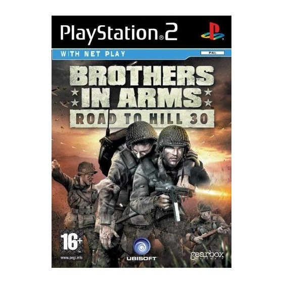 Brothers In Arms: Road to Hill 30 - PS2