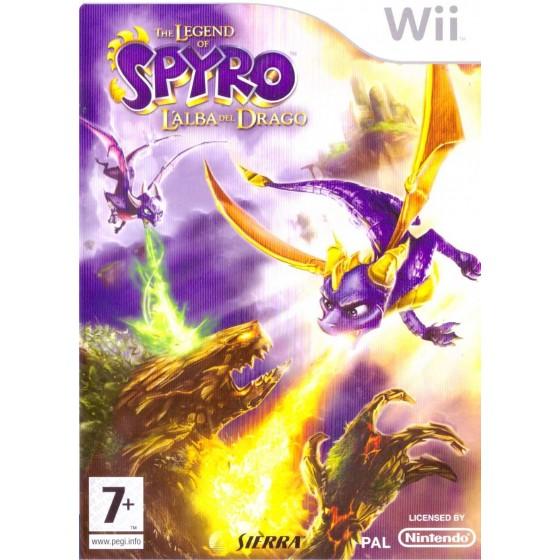 The Legend of Spyro - L'alba del Drago - Wii