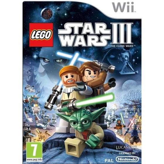 Lego Star Wars 3 - La Guerra dei Cloni - Wii