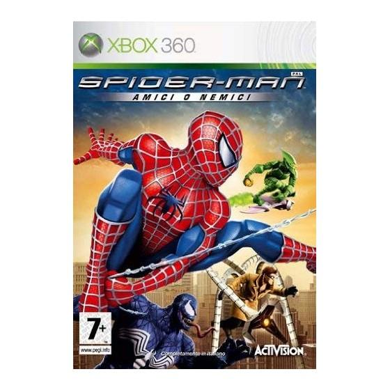 Spider-Man: Amici o Nemici - Xbox 360 usato