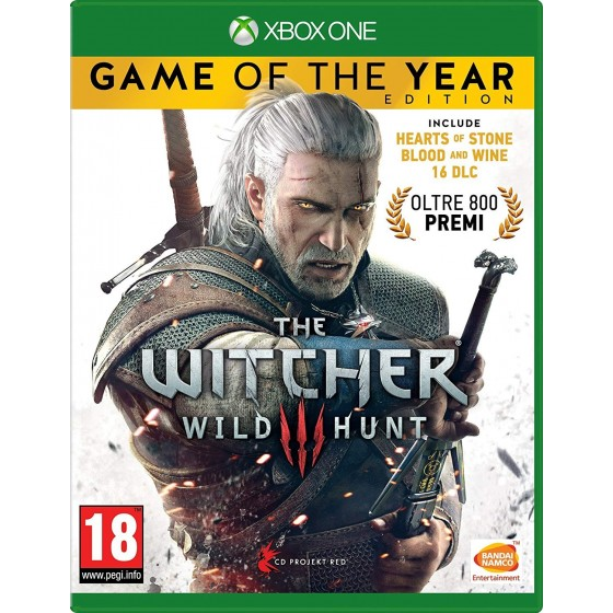 The Witcher 3: Wild Hunt - GOTY - Xbox One