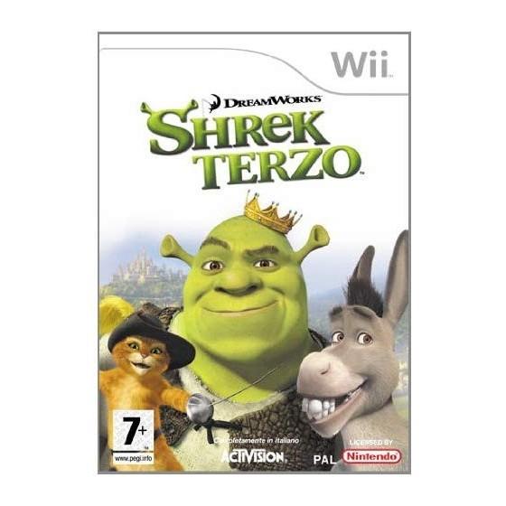 Shrek Terzo - Wii