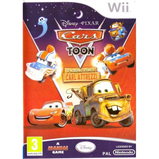 Cars Toon Le Incredibili Storie di Carl Attrezzi - Wii